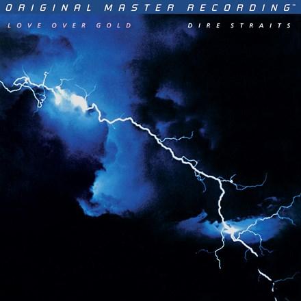 Dire Straits: Love Over Gold - MFSL Hybrid Stereo SACD (UDSACD 2187)