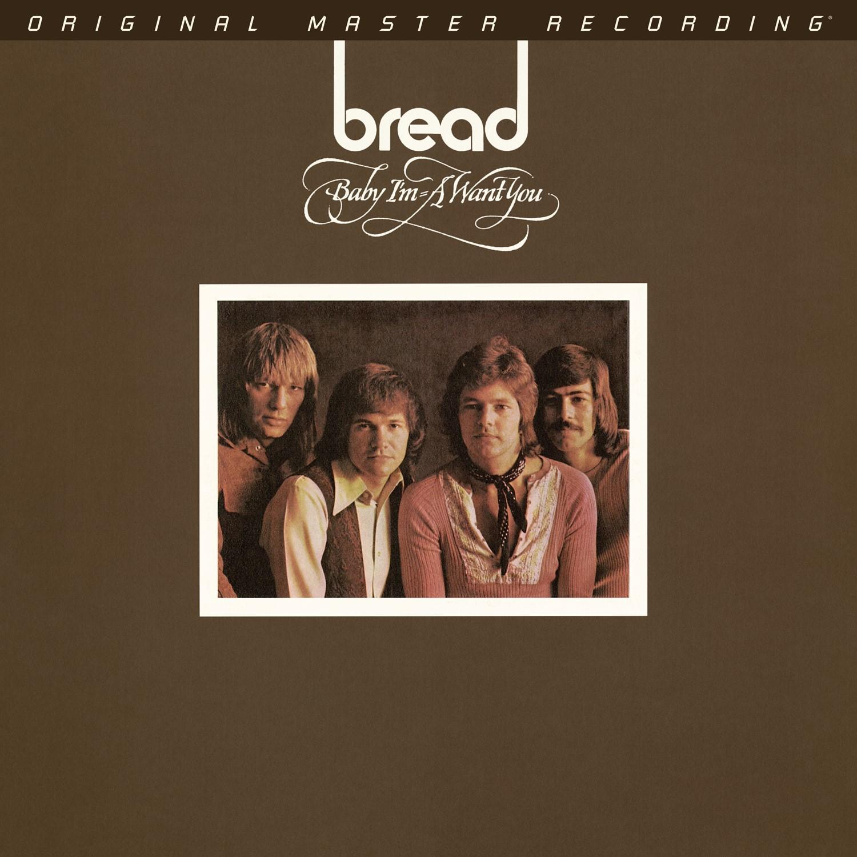 Bread: Baby I'm-A Want You -  MFSL Hybrid Stereo SACD (UDSACD 2205)