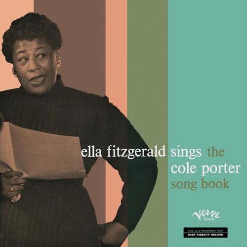 Ella Fitzgerald: Sings the Cole Porter Song - Analog Spark Hybrid Mono SACD (ANSA 008)