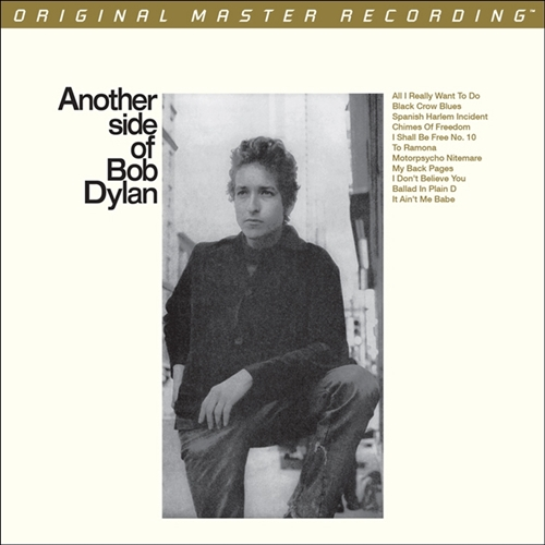 Bob Dylan: Another Side of Bob Dylan -  MFSL Hybrid Stereo SACD (UDSACD 2095)