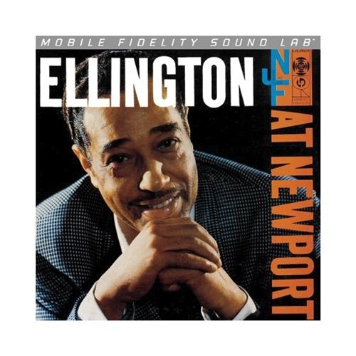Duke Ellington: Ellington At Newport - MFSL Silver Vinyl LP (MOFI 1-035)