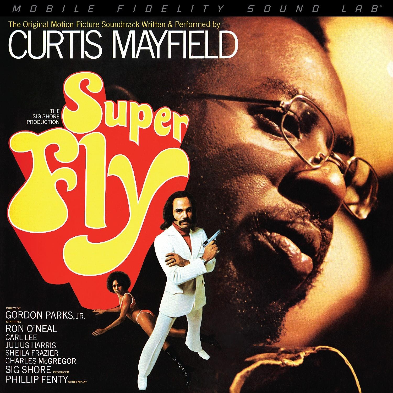 Curtis Mayfield: Superfly - MFSL Hybrid Stereo SACD (UDSACD 2204)