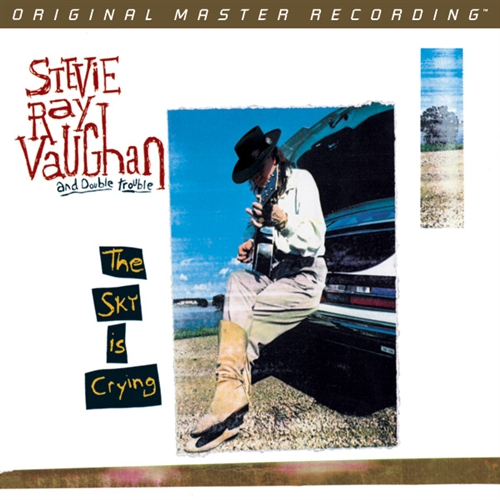 Stevie Ray Vaughan: The Sky is Crying -  MFSL Hybrid Stereo SACD (UDSACD 2078)