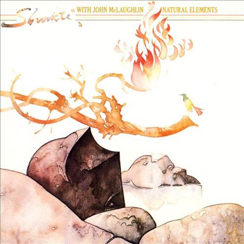 Shakti With John McLaughlin: Natural Elements - Speakers Corner 180g LP (PC 34980)