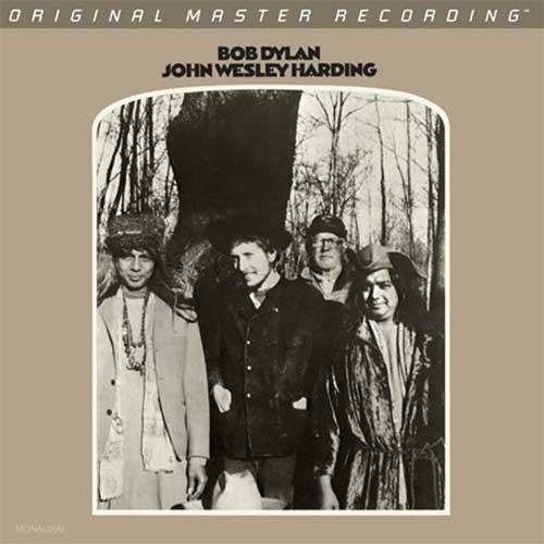Bob Dylan: John Wesley Harding (Mono) -  MFSL Hybrid Mono SACD (UDSACD 2183)