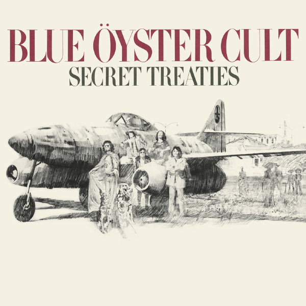 Blue Öyster Cult: Secret Treaties - Speakers Corner 180g LP (KC 32858)