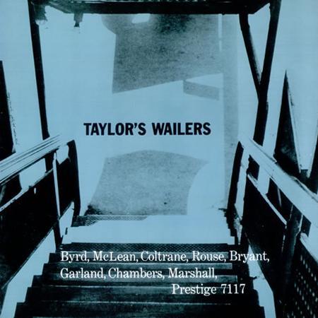 Art Taylor: Taylor's Wailers - Analogue Productions Hybrid Mono SACD (CPRJ 7117 SA)
