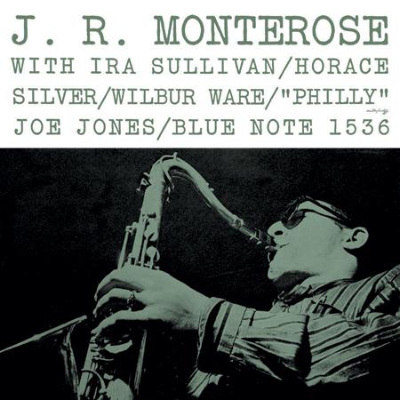 J.R. Monterose: J.R. Monterose - Music Matters 45RPM 2-LP (MMBLP-1536)