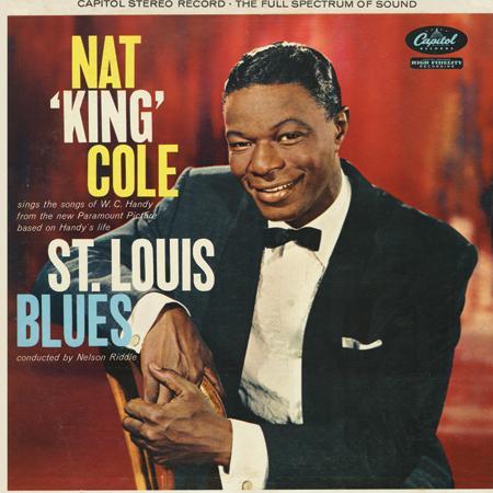 Nat King Cole: St. Louis Blues - Analogue Productions Hybrid Multichannel SACD (CAPP 993 SA)