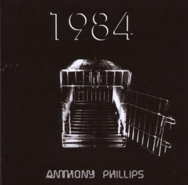 Anthony Phillips: 1984 - Audiohpile 2-CD + Multichannel DVD Audio als Limited Edition