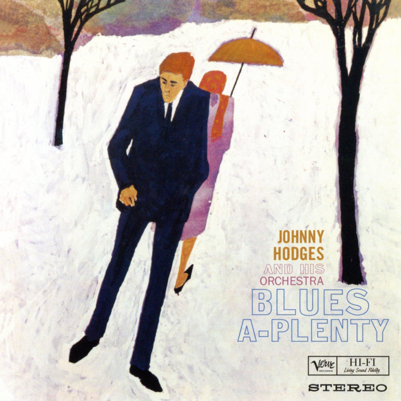 Johnny Hodges: Blues A Plenty - Analogue Productions 45RPM 2-LP (AVRJ 6123-45)