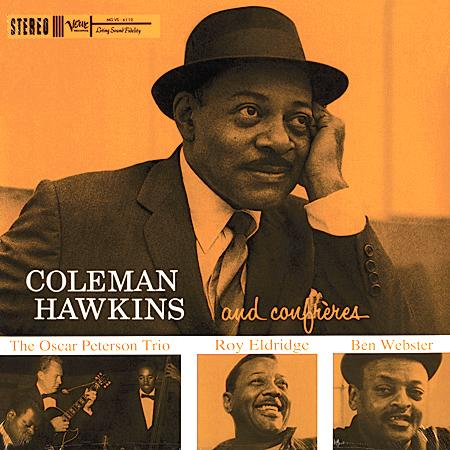 Coleman Hawkins: Coleman Hawkins and Confreres - Analogue Productions Hybrid Stereo SACD (CVRJ 6110