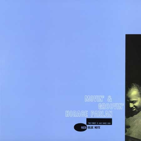 Horace Parlan: Movin' & Groovin' - Analogue Productions Hybrid Stereo SACD (CBNJ 84028 SA)