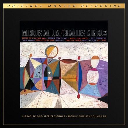 Charles Mingus: Mingus Ah Um - MFSL Ultra One Step 45RPM 2-LP (UD1S 2-010)