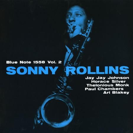 Sonny Rollins: Vol. 2 - Analogue Productions Hybrid Mono SACD (CBNJ 1558 SA)