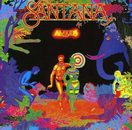 Santana: Amigos - Speakers Corner 180g LP (PC 33576)